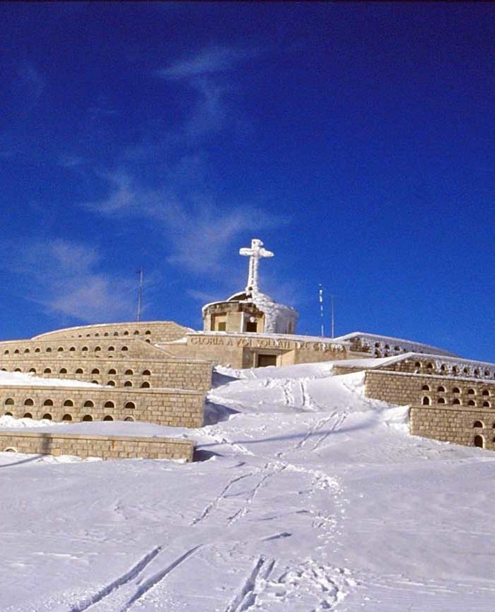Mausoleo Monte Grappa - Scoprire Treviso B&B Le Tre Corti