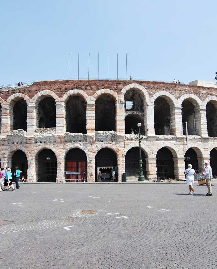 Arena di Verona - Cosa vedere nei dintorni B&B Le Tre Corti Treviso