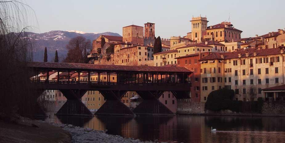 Bassano del grappa - Attractions Near B&B Le Tre Corti Treviso