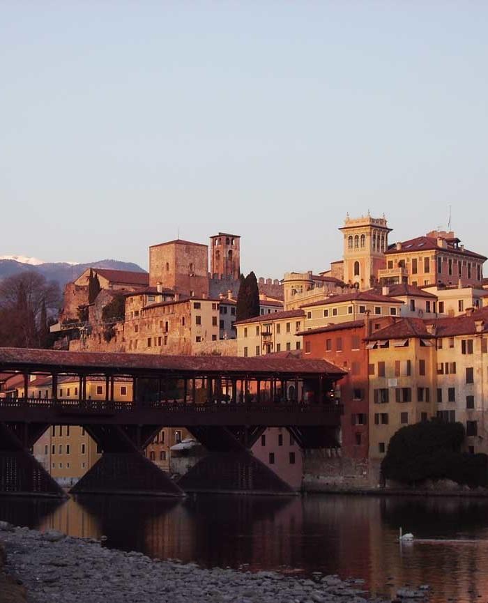 Bassano del grappa - Cosa vedere nei dintorni B&B Le Tre Corti Treviso