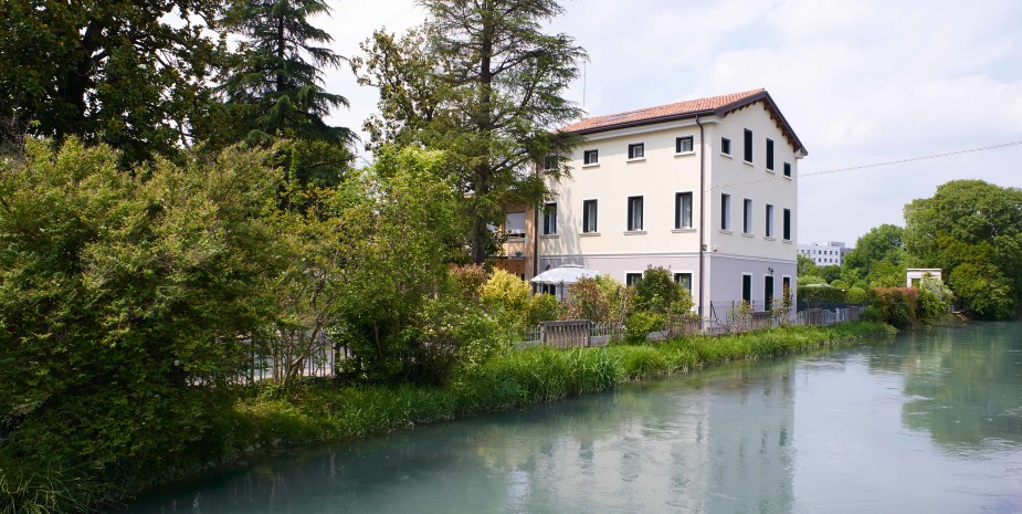 Bed and Breakfast Treviso Italia Le Tre Corti Villa Liberty 1930