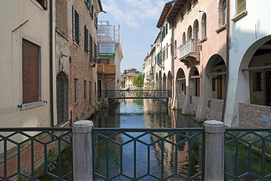 Canale Buranelli - About Treviso B&B Le Tre Corti