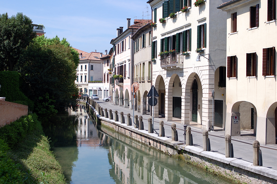 Canal - About Treviso B&B Le Tre Corti