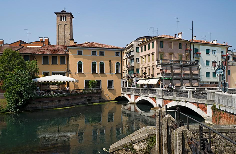 Fiume Sile - Scoprire Treviso B&B Le Tre Corti