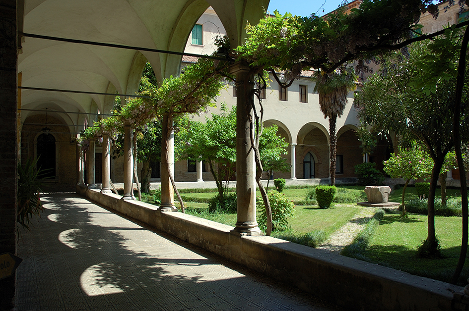 Chiostro Seminario Vescovile - Scoprire Treviso B&B Le Tre Corti