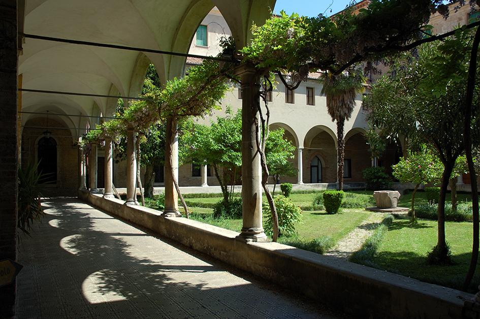 Chiostro Seminario Vescovile - About Treviso B&B Le Tre Corti