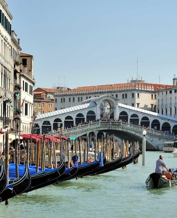Venezia Rialto Gondolieri - Cosa vedere nei dintorni B&B Le Tre Corti Treviso