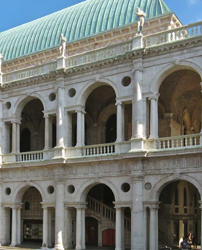Basilica di Vicenza - Cosa vedere nei dintorni B&B Le Tre Corti Treviso
