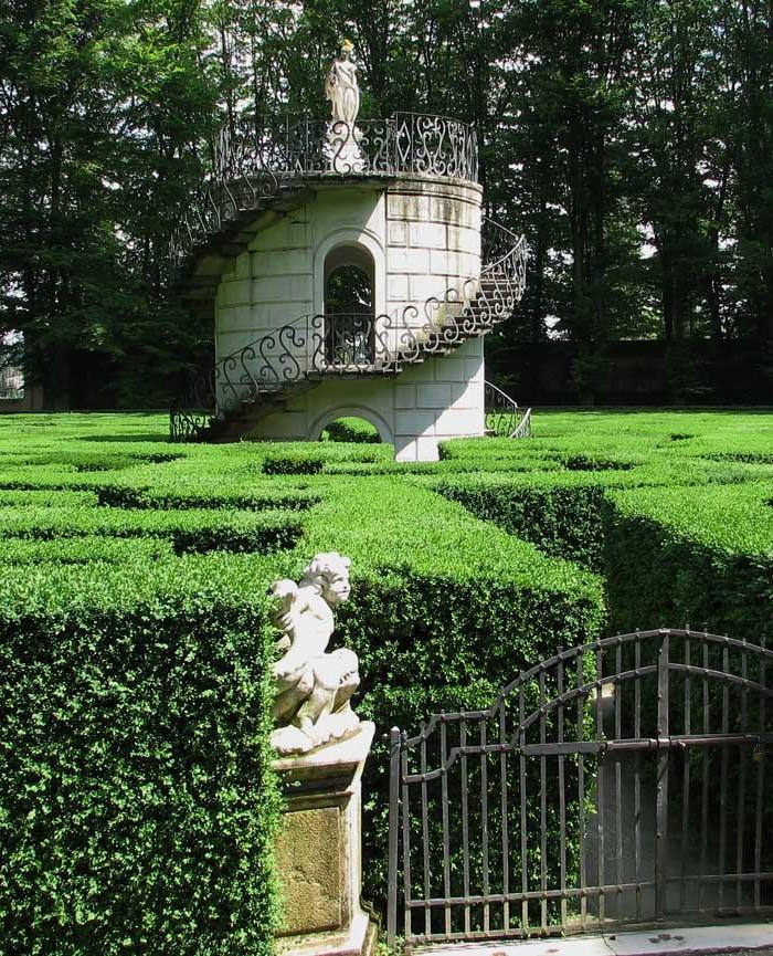 Labirinto Villa Pisani Stra - Cosa vedere nei dintorni B&B Le Tre Corti Treviso