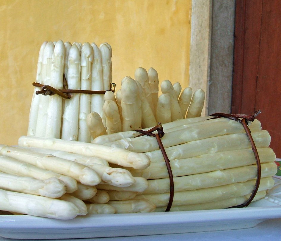 White Asparagus - About Treviso B&B Le Tre Corti